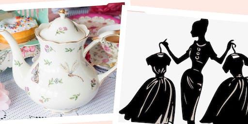 God's Flower Garden Tea & Fashion Show