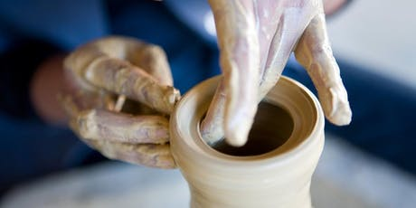 Learn Pottery: 6 sessions during July  tickets