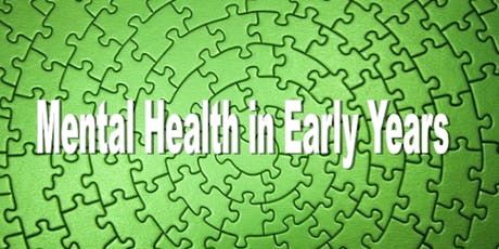 Mental Health in Early Years tickets