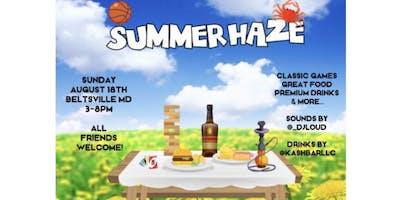 SUMMER HAZE II