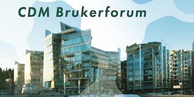 CDM Brukerforum