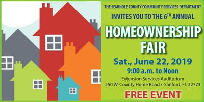 2019 Homeownership Fair