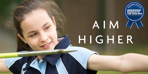 Blackheath High Senior School Open Morning: Saturday 12 October 2019