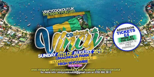 Vincycookout UK