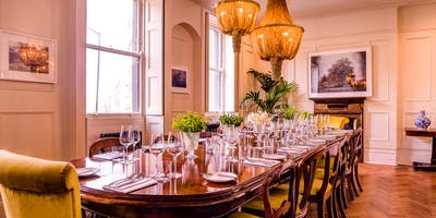 The Supper by Developers Boardroom MARYLEBONE: Discussion and Dining for SME Developers