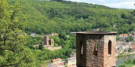Sa,21.09.19 Wanderdate Vier Burgen Tour am Neckar für 35-55J Tickets