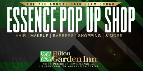 7th Annual Essence PopUp Shop tickets