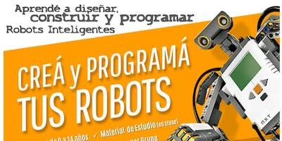 Preinscripcion - Curso de Robotica Educativa para Niñas y Niños