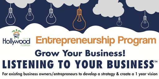 Listening to Your Business Workshop
