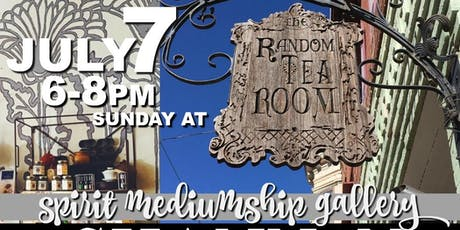 Shannon Danielle Spirit Mediumship Gallery | The Random Tea Room tickets