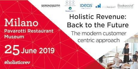 Milano - Holistic Revenue biglietti