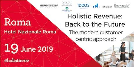 Roma - Holistic Revenue biglietti