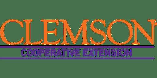 Extension Personnel Writing Workshop - Edisto REC