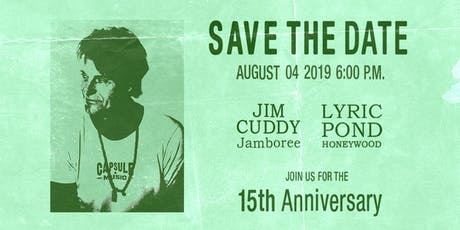 15th Anniversary Jim Cuddy Jamboree: A CORE Fundraiser tickets