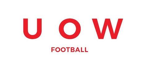 UOWFC Vs Thirroul FC tickets