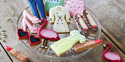 Biscuiteers School of Icing workshop - Fashionista - Northcote Road