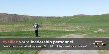 Retraite: Éveillez votre Leadership Personnel (Novembre 2019) tickets