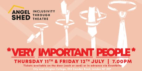 VERY IMPORTANT PEOPLE tickets
