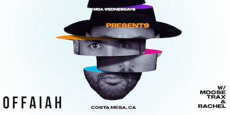 MDA Wednesdays w/ Offaiah tickets
