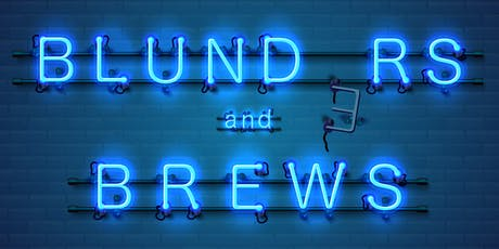 Blunders and Brews tickets