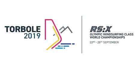 Torbole 2019 RS:X World Championship biglietti