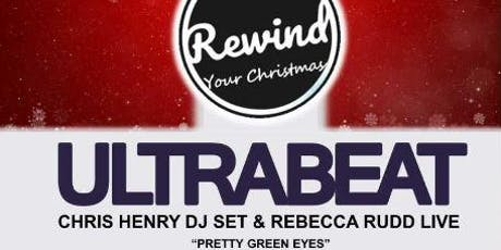 Rewind Presents - Ultrabeat, Rebecca Rudd and Bonkers Bingo at Mecca Swansea tickets