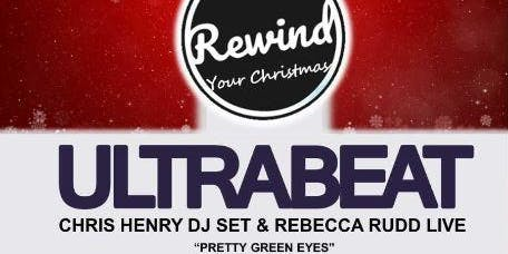 Rewind Presents - Ultrabeat, Rebecca Rudd and Bonkers Bingo at Mecca Swansea