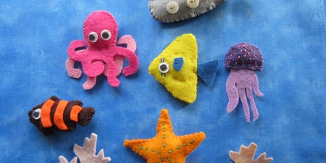 Motion in the Ocean Children's Sewing Workshop tickets
