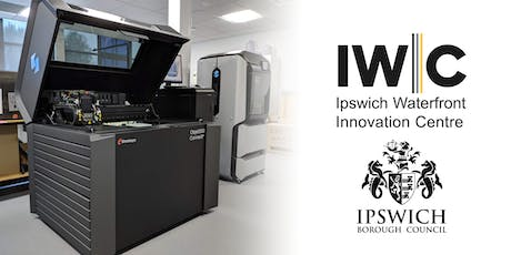 3D Printing and Prototyping Facilities Launch tickets