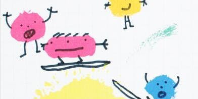 The Big Draw - Doodle Jam