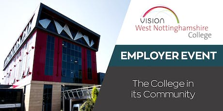Employer Event: The College in its Community tickets