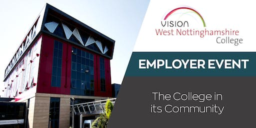 Employer Event: The College in its Community