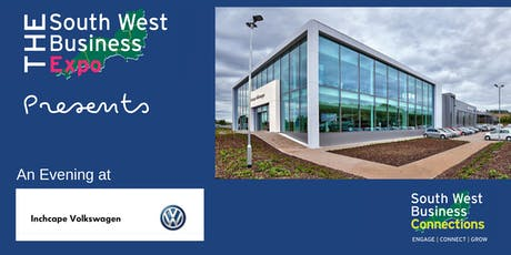 SWB Expo Presents: An Evening at Inchcape Volkswagen tickets