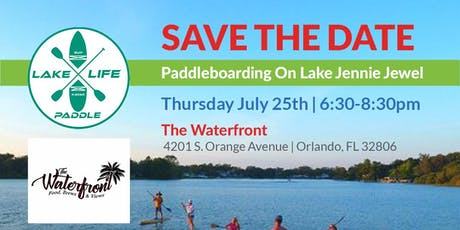 Paddleboarding Social and Fundraiser tickets