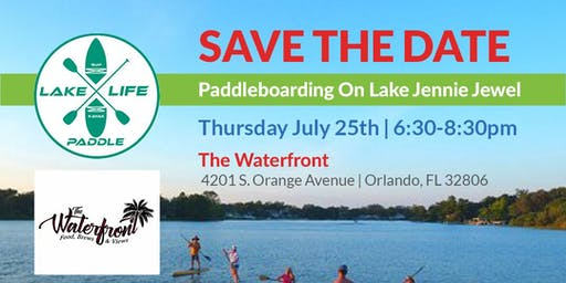 Paddleboarding Social and Fundraiser
