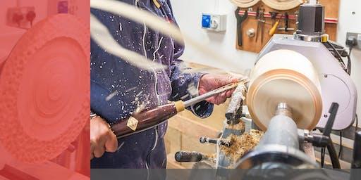Basingstoke Store - Take Your Woodturning To The Next Level