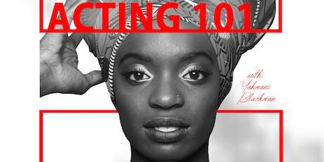 Acting 101 Workshop tickets