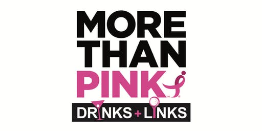 2019 MORE THAN PINK Drinks & Links Benefiting Susan G Komen Blue Ridge Affiliate