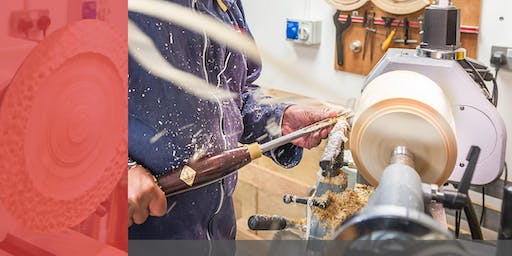 Warrington Store - Take Your Woodturning To The Next Level