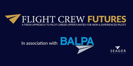 Flight Crew Futures - 16 October 2019 tickets