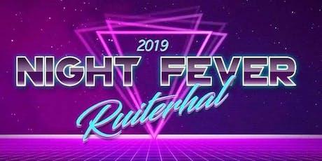 NIGHT FEVER 2019 tickets
