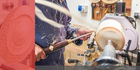 Nuneaton Store - Take Your Woodturning To The Next Level tickets