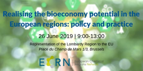 Realising the bioeconomy potential in European regions: policy and practice tickets