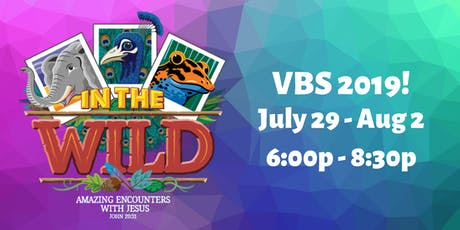 In the Wild - VBS 2019 tickets