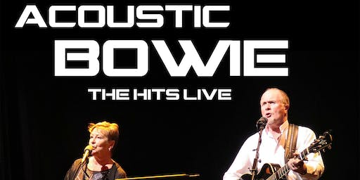 Acoustic Queen & Acoustic Bowie