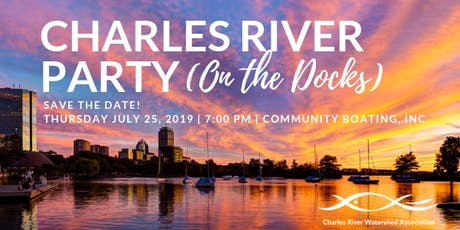 Charles River Party (On the Docks) tickets