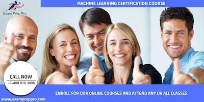 Machine Learning Certification In Detroit, MI