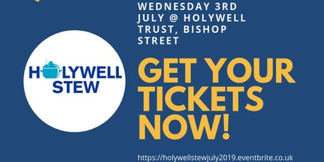 Holywell STEW - July 2019 tickets
