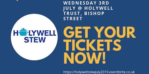Holywell STEW - July 2019