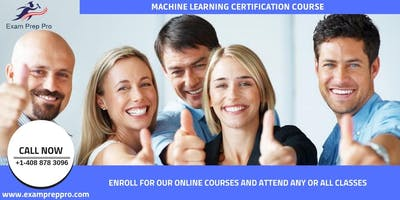 Machine Learning Certification In Raleigh, NC